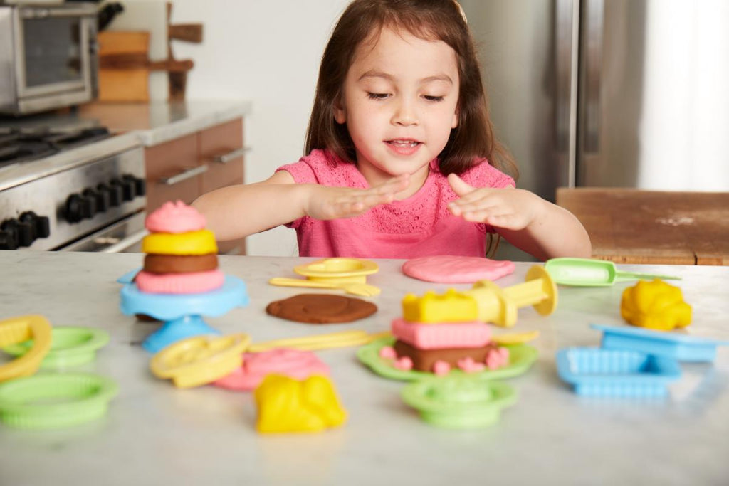 Cake Maker Dough Set