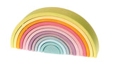 grimms large tunnel pastel rainbow