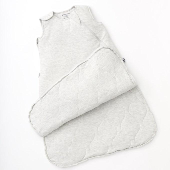 Bamboo Duvet Sleep Sack (2.6 TOG) - Heather Grey