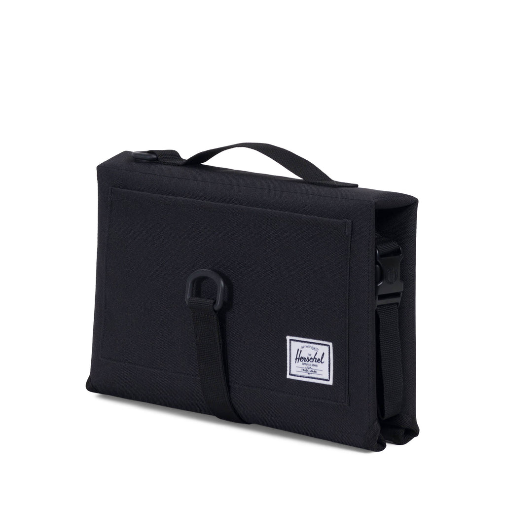herschel supply sprout change pad black
