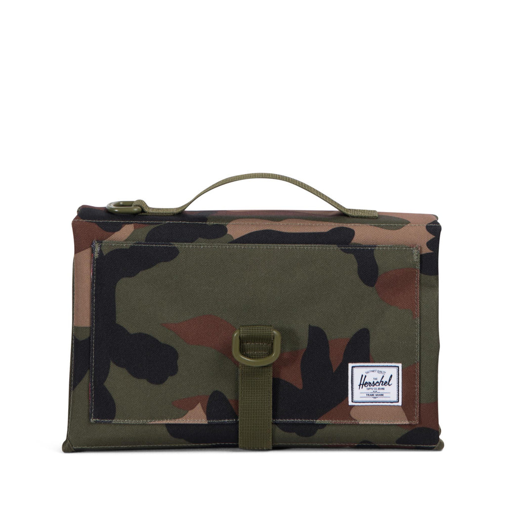 herschel supply sprout change pad camo
