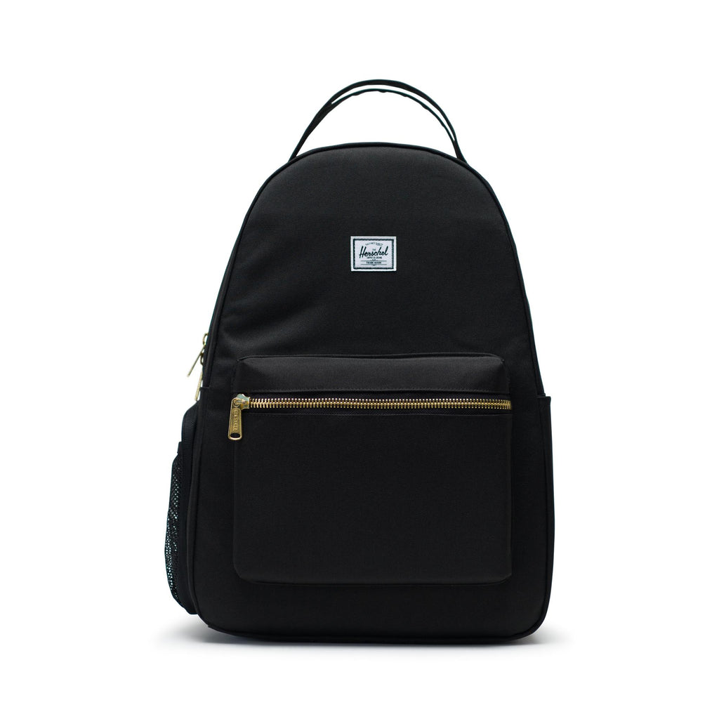 herschel supply co nova sprout diaper backpack black