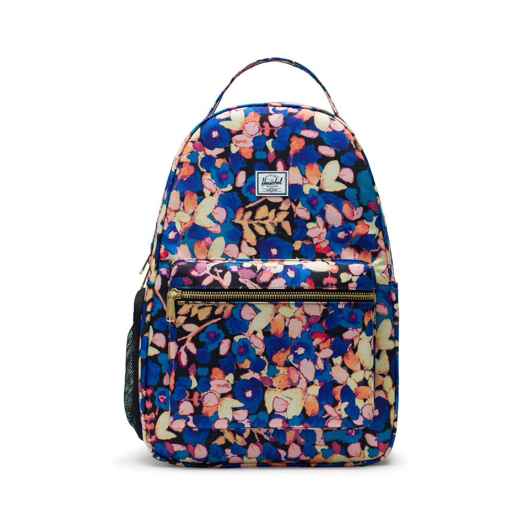herschel supply co nova sprout diaper backpack painted floral