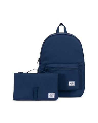 Settlement Sprout Diaper Backpack - Navy
