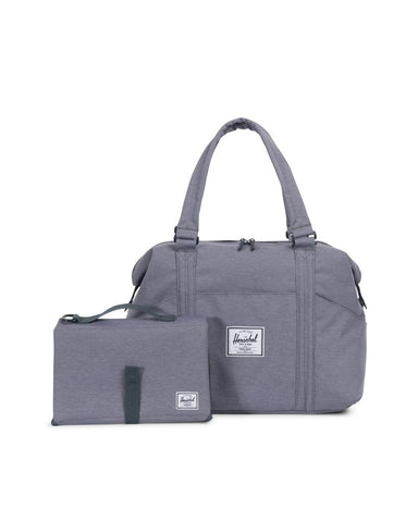Strand Sprout Diaper Duffle - Mid Grey