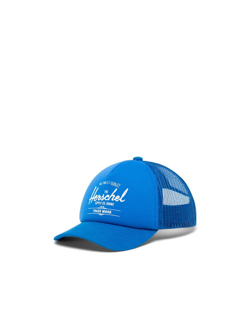 herschel supply co sprout whaler mesh cap imperial blue