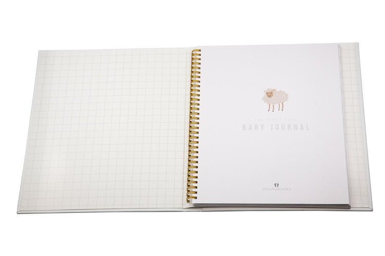 The First Year Baby Journal