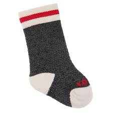 The Baby Camp Socks - Black