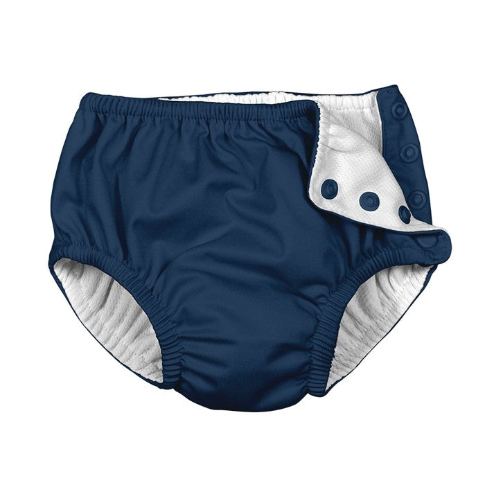 iplay snap swim diaper navy