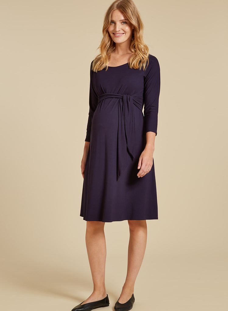 Arietta Tie Front Dress
