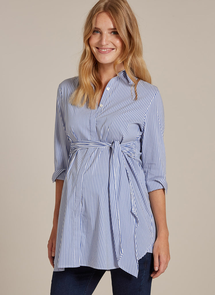 Dora Maternity Shirt (Size US 10 Only)
