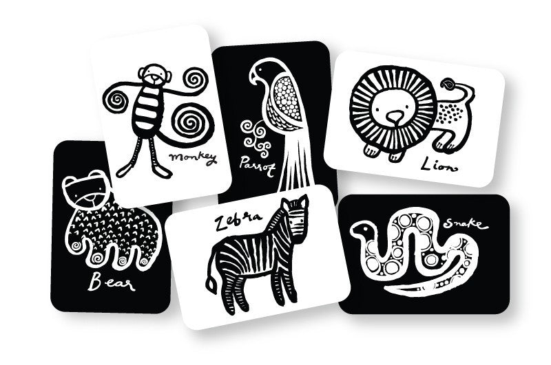 Art Cards - Jungle