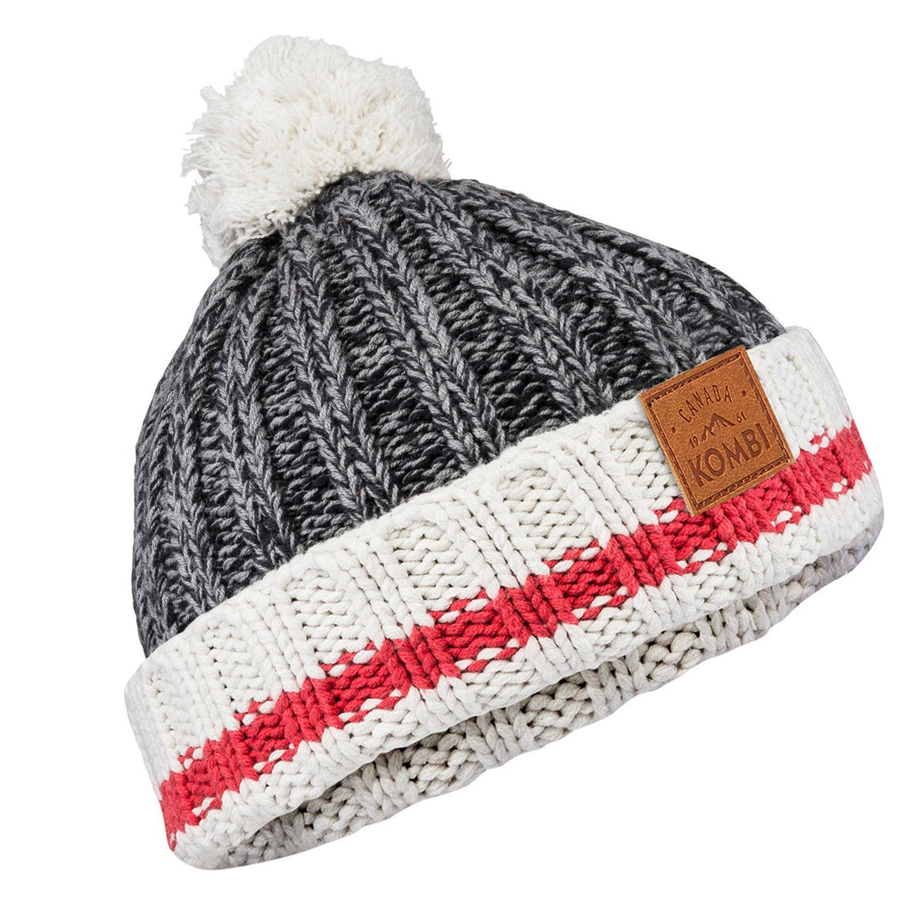 The Camp Knit Toque - Black
