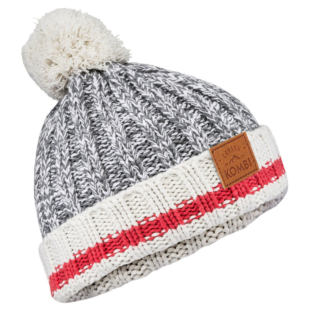 The Camp Knit Toque - Frostbite