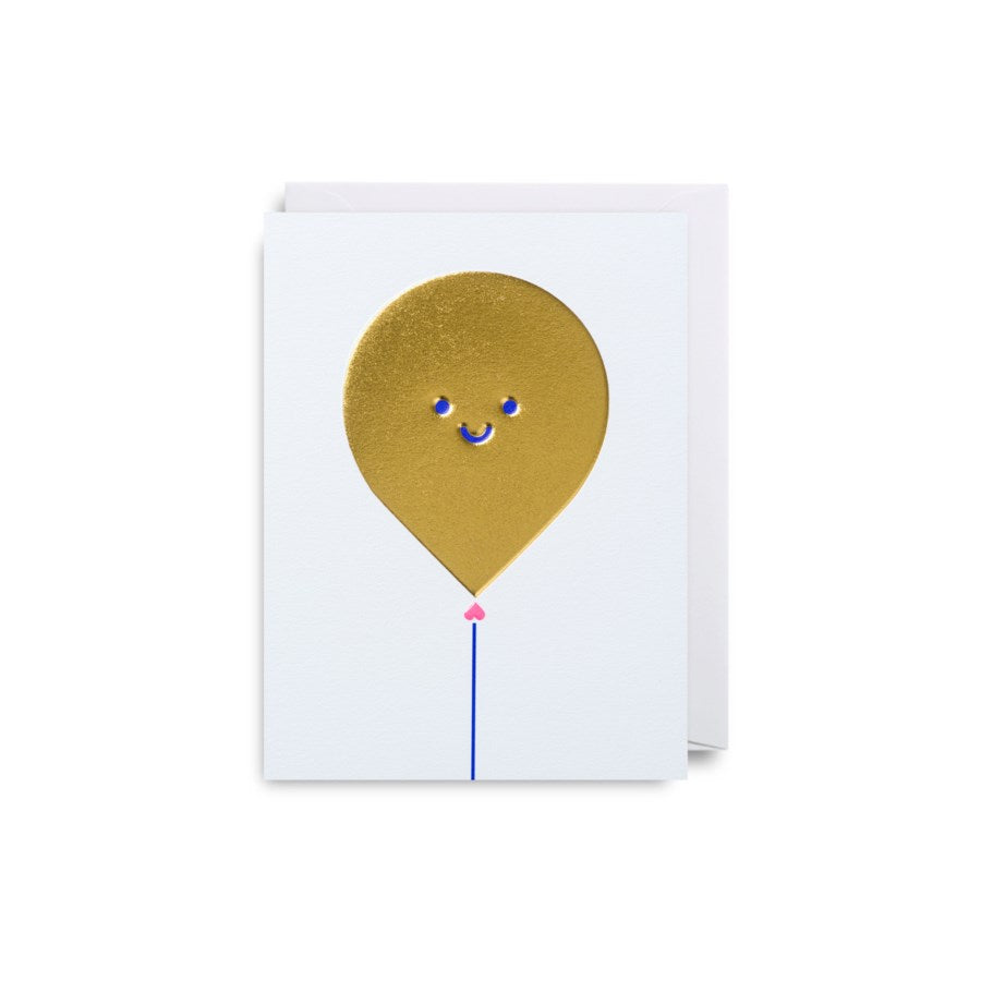 Happy Balloon Card