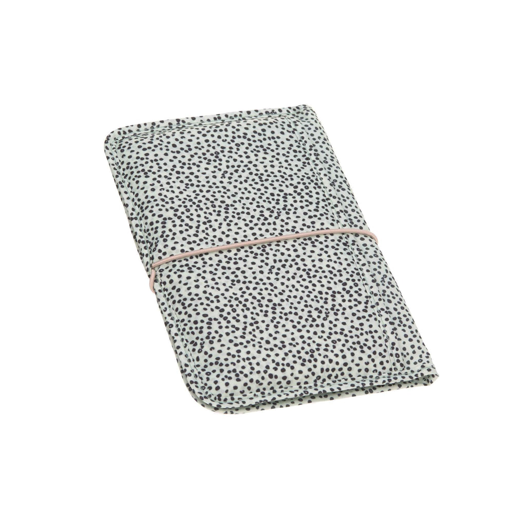lassig casual changing pouch dotted off-white