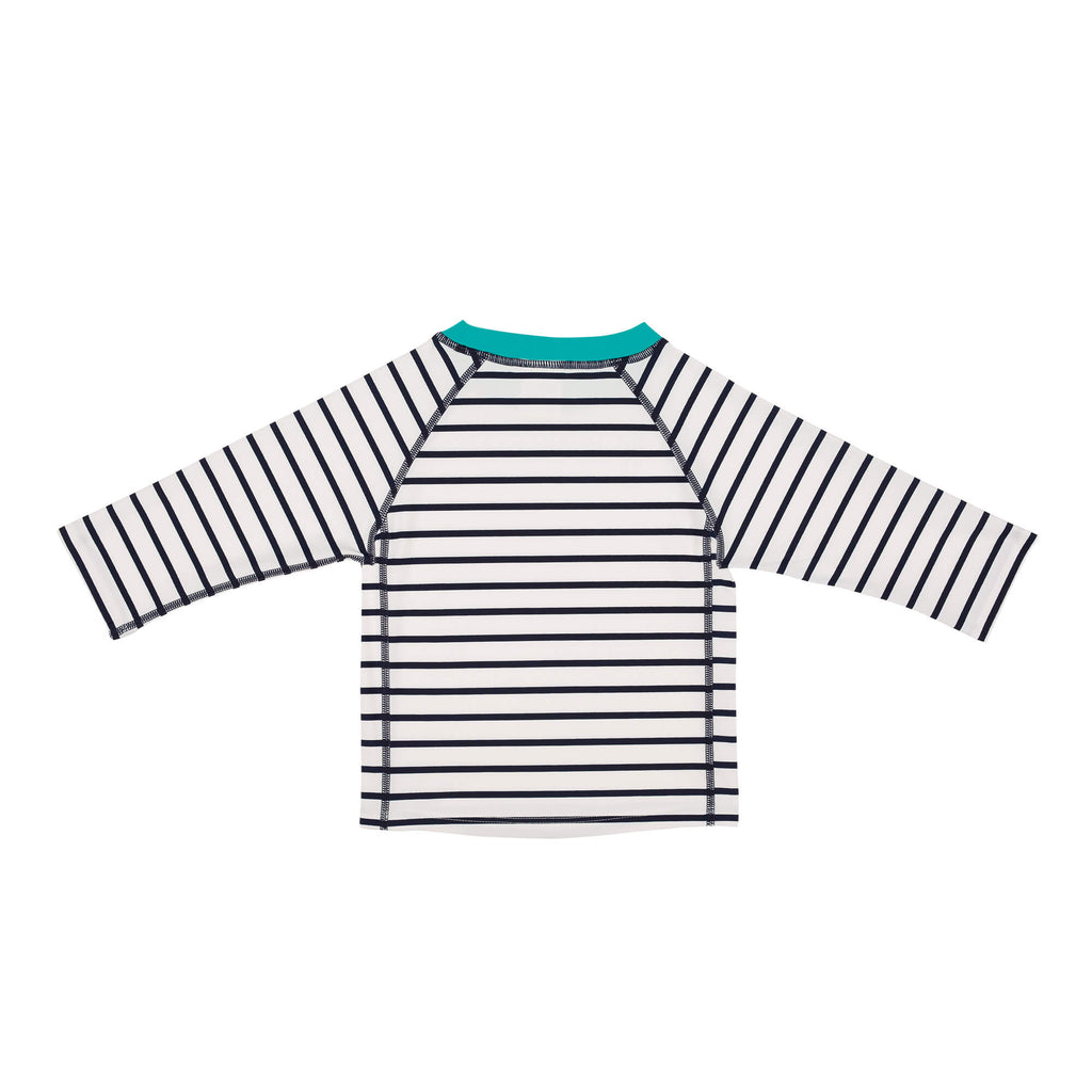 Long Sleeve Rashguard - Sailor Navy