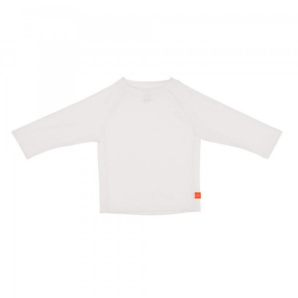 Long Sleeve Rashguard - White