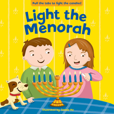 Light the Menorah by Price Stern Sloan