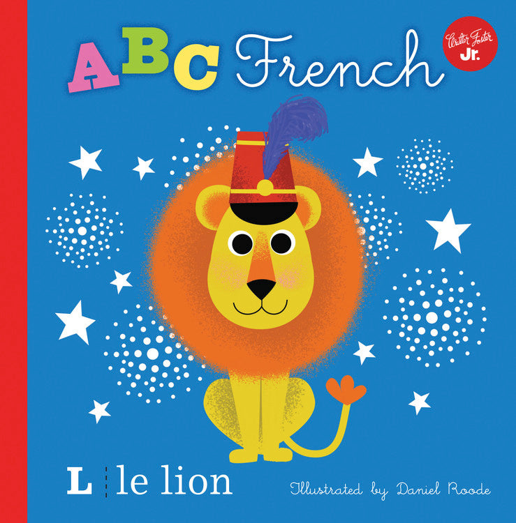 Little Concepts: ABC French by Daniel Roode