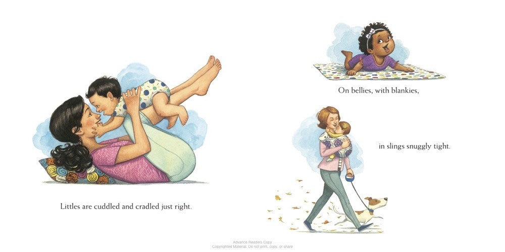 Littles: And How They Grow by Kelly DiPucchio