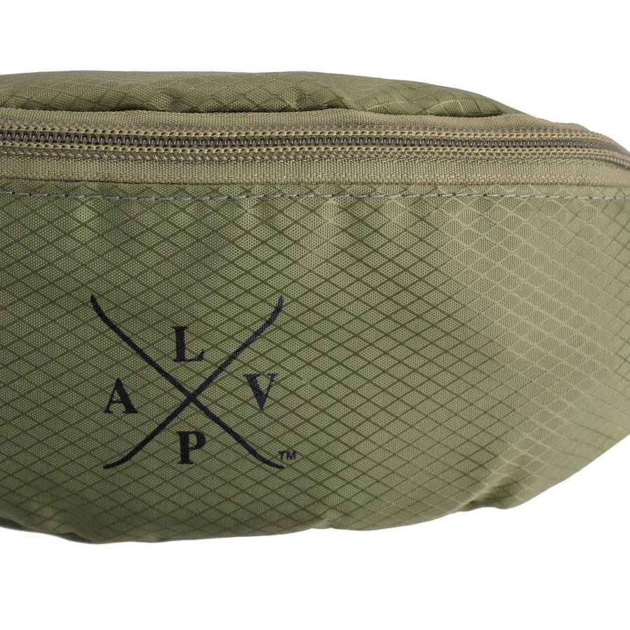 Adjustable Hip Pack - Army Green