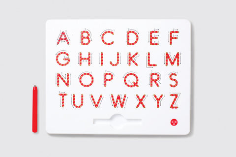 A to Z Uppercase Magnatab