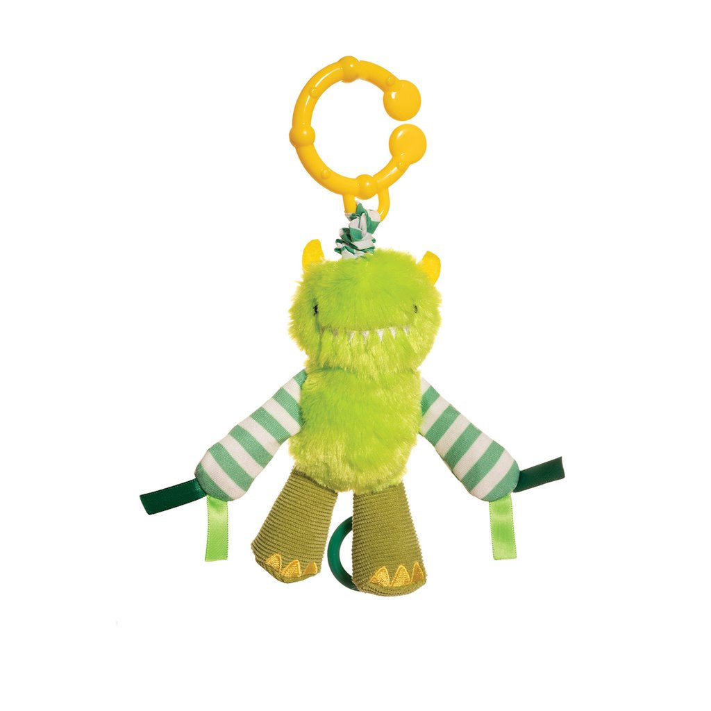 manhattan toy beastie boo boogie travel toy