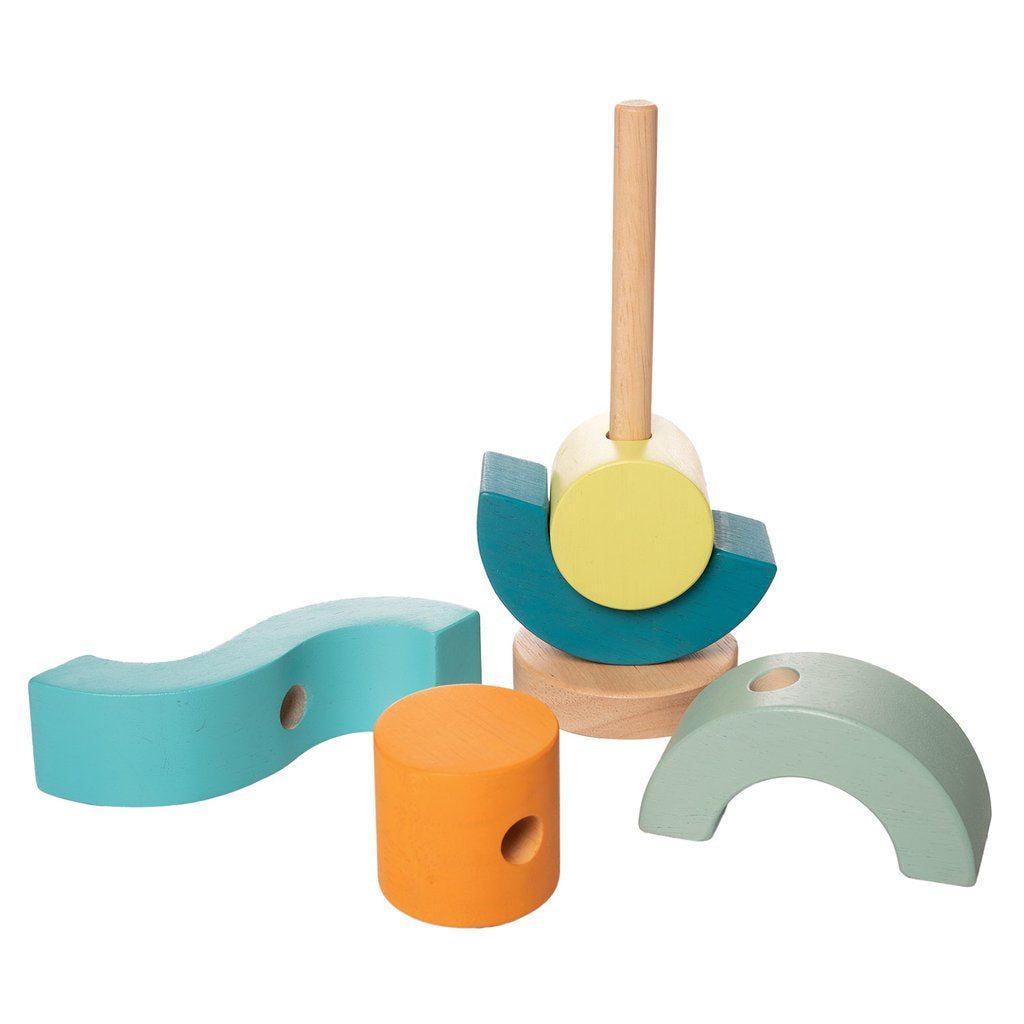 Boom Shock-A-Locka Stacking Toy