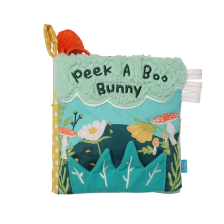 Fairytale Peek-a-boo Soft Book