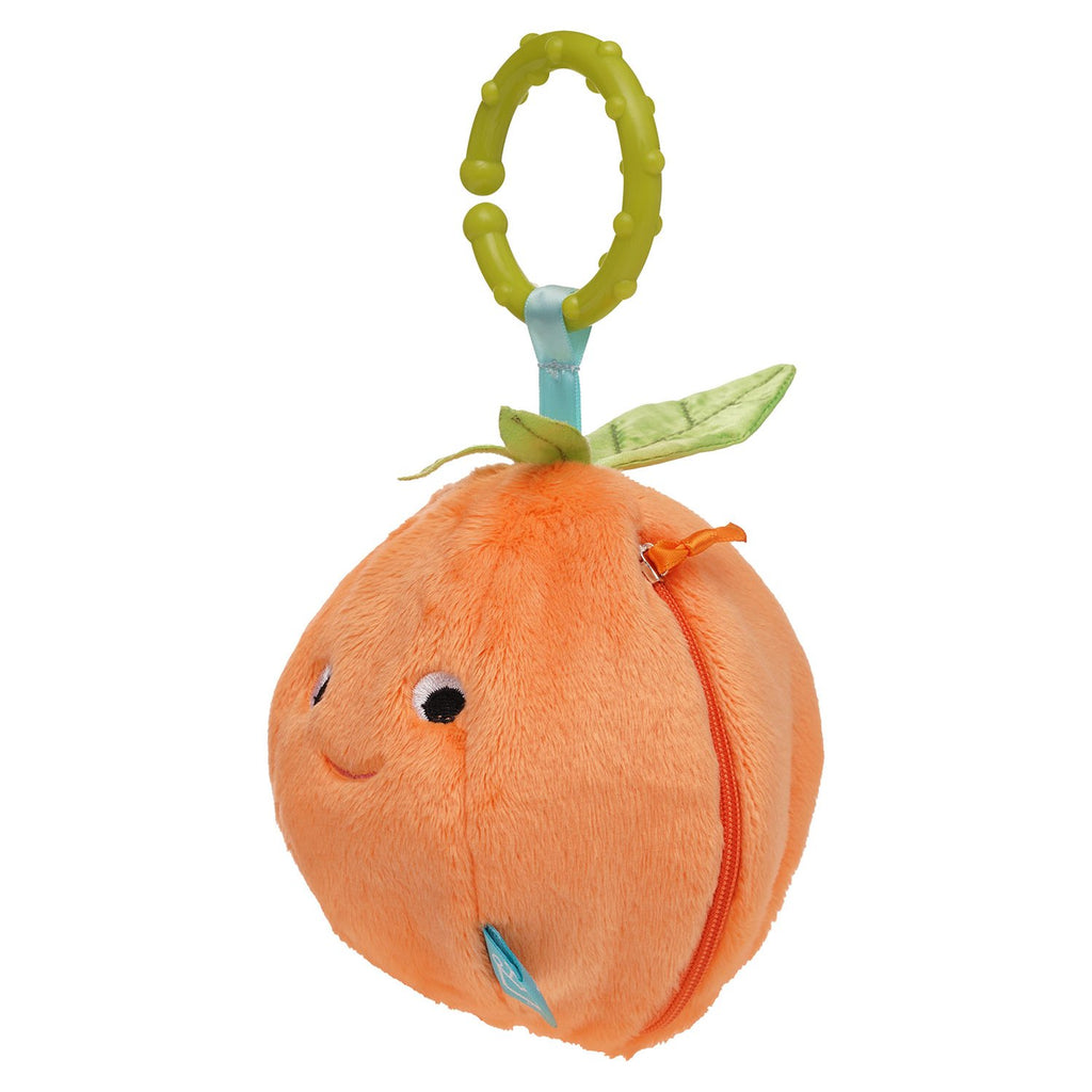 Mini Apple Farm Orange Take Along Toy