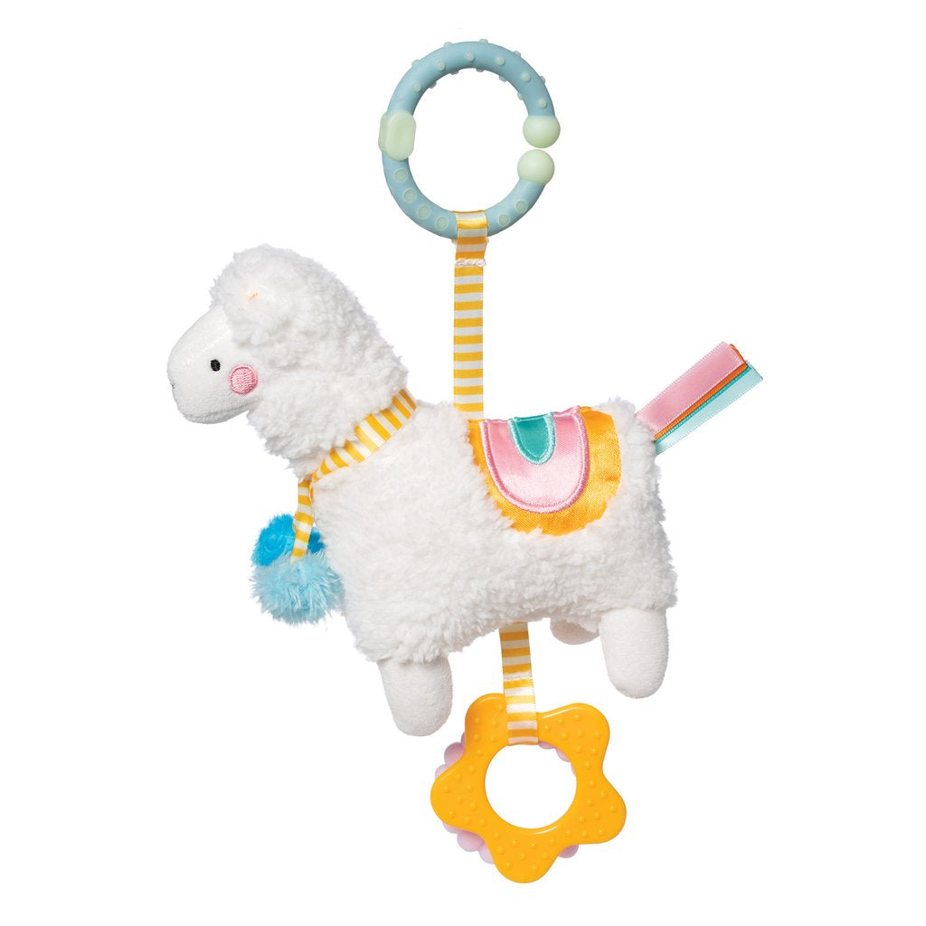 manhattan toy travel toy llama