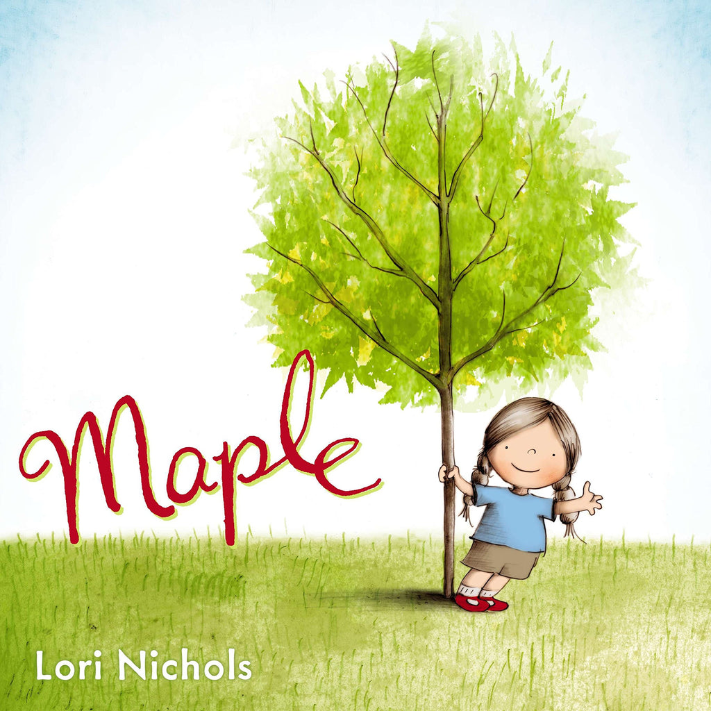 maple by lori nichols cover