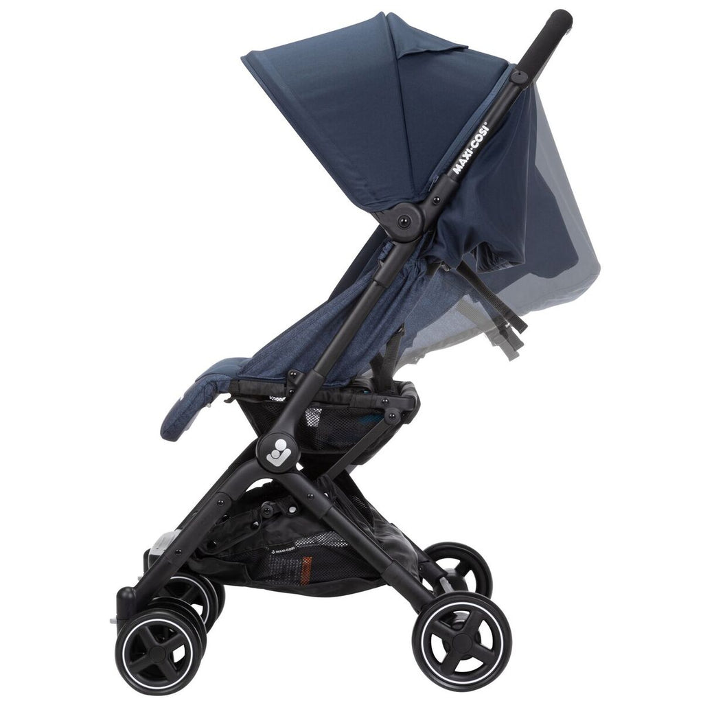 maxi-cosi lara rs ultracompact travel stroller recline