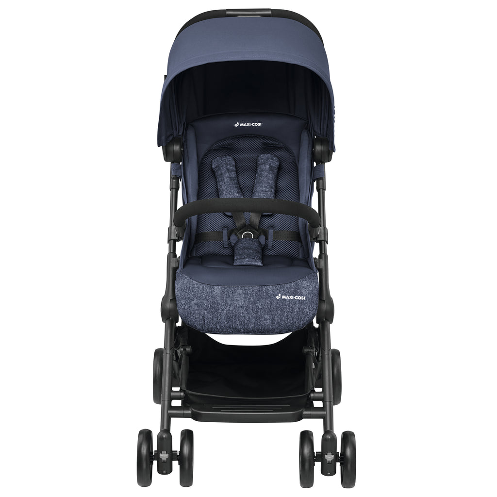 maxi-cosi lara rs ultracompact travel stroller front