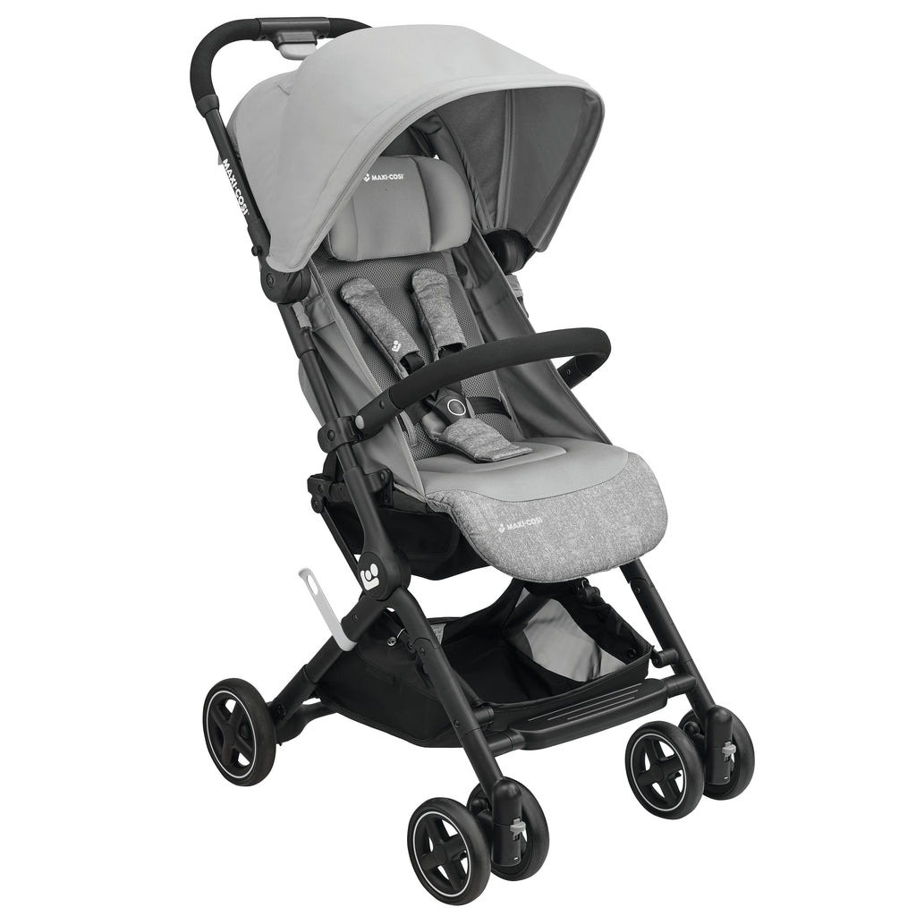 maxi-cosi lara rs ultracompact travel stroller nomad grey