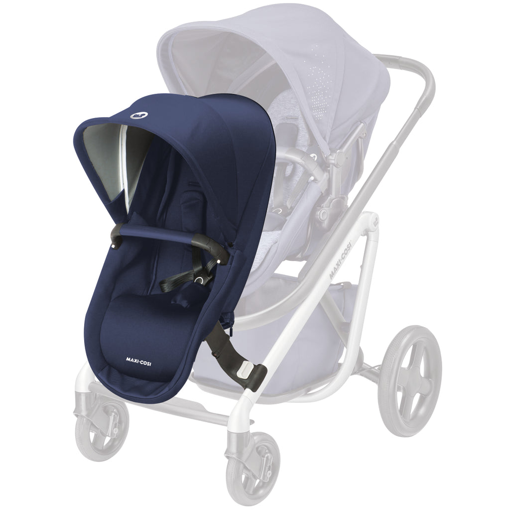 maxi-cosi lila stroller duo kit nomad blue