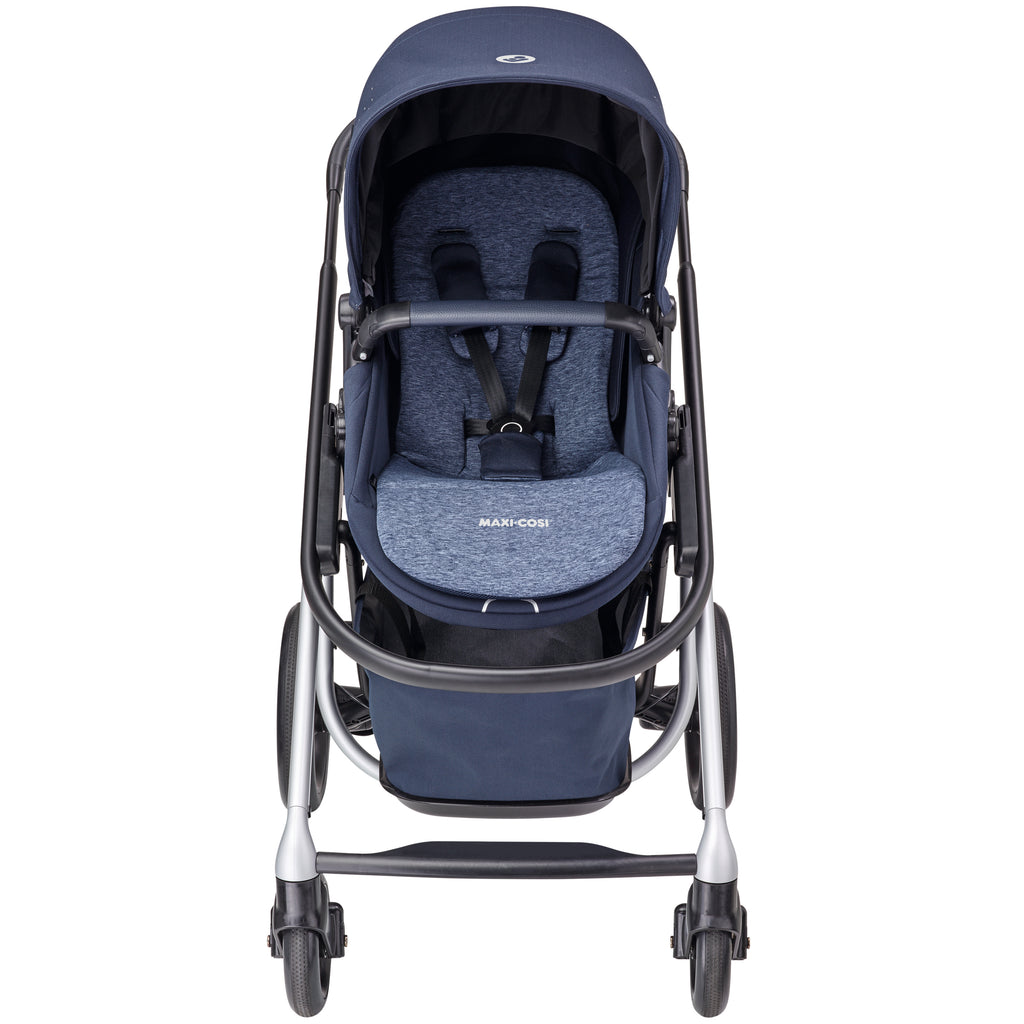 maxi-cosi lila stroller nomad blue front