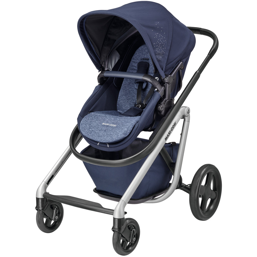 maxi-cosi lila stroller nomad blue