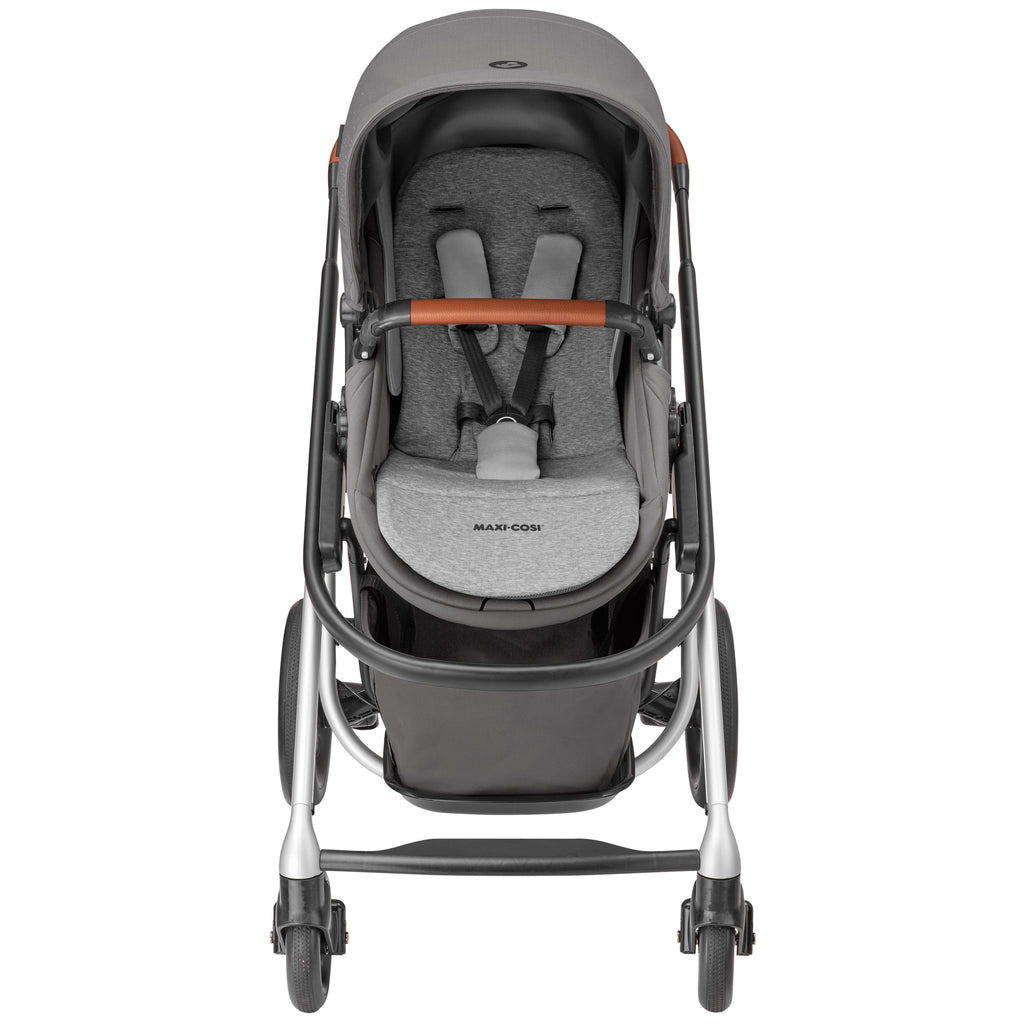 maxi-cosi lila stroller nomad grey front