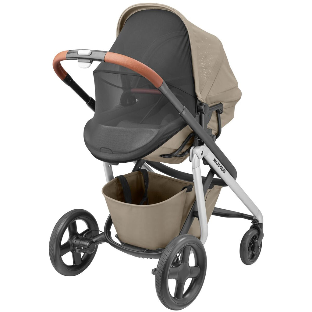 maxi-cosi lila stroller nomad sand mesh canopy