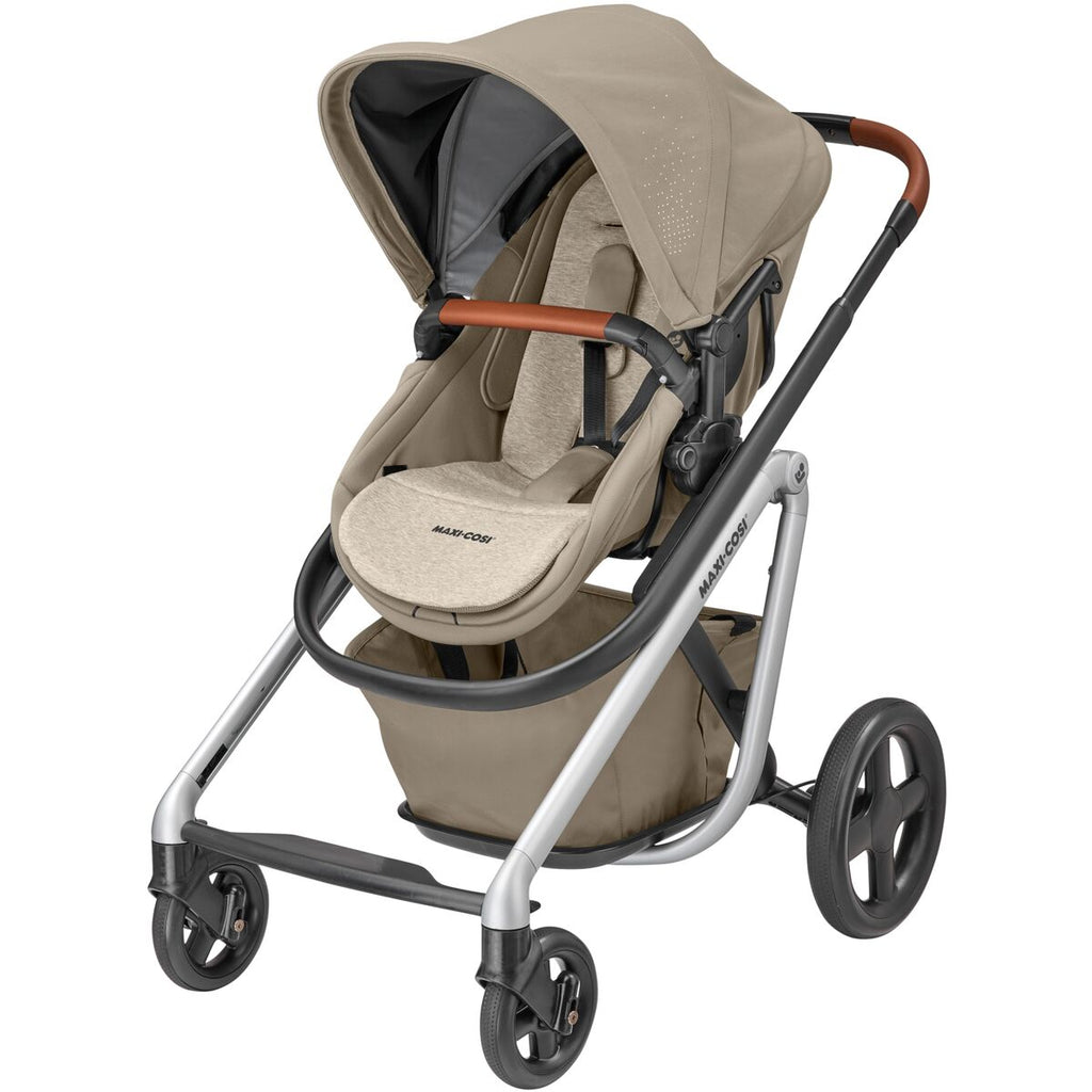 maxi-cosi lila stroller nomad sand