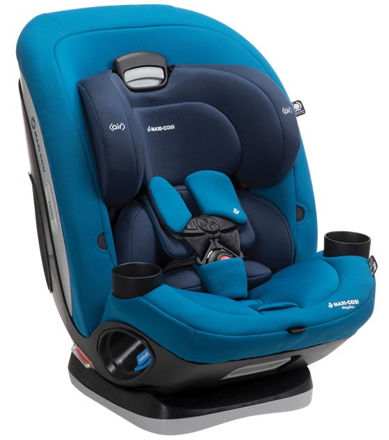 maxi-cosi magellan 5-in-1 convertible car seat blue opal
