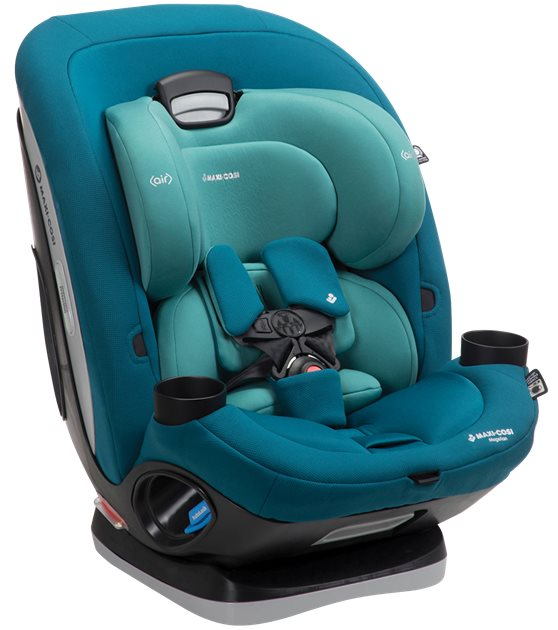 maxi-cosi magellan 5-in-1 convertible car seat emerald tide