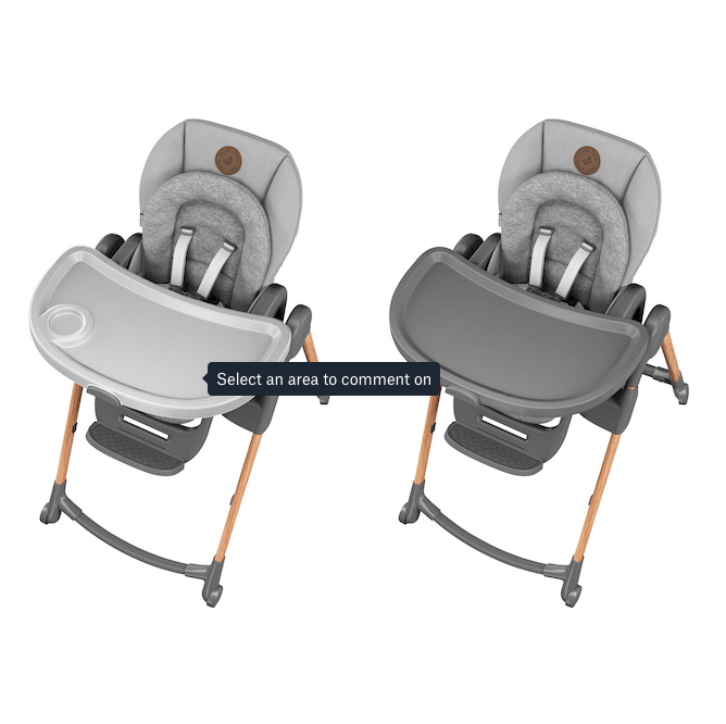 Minla High Chair