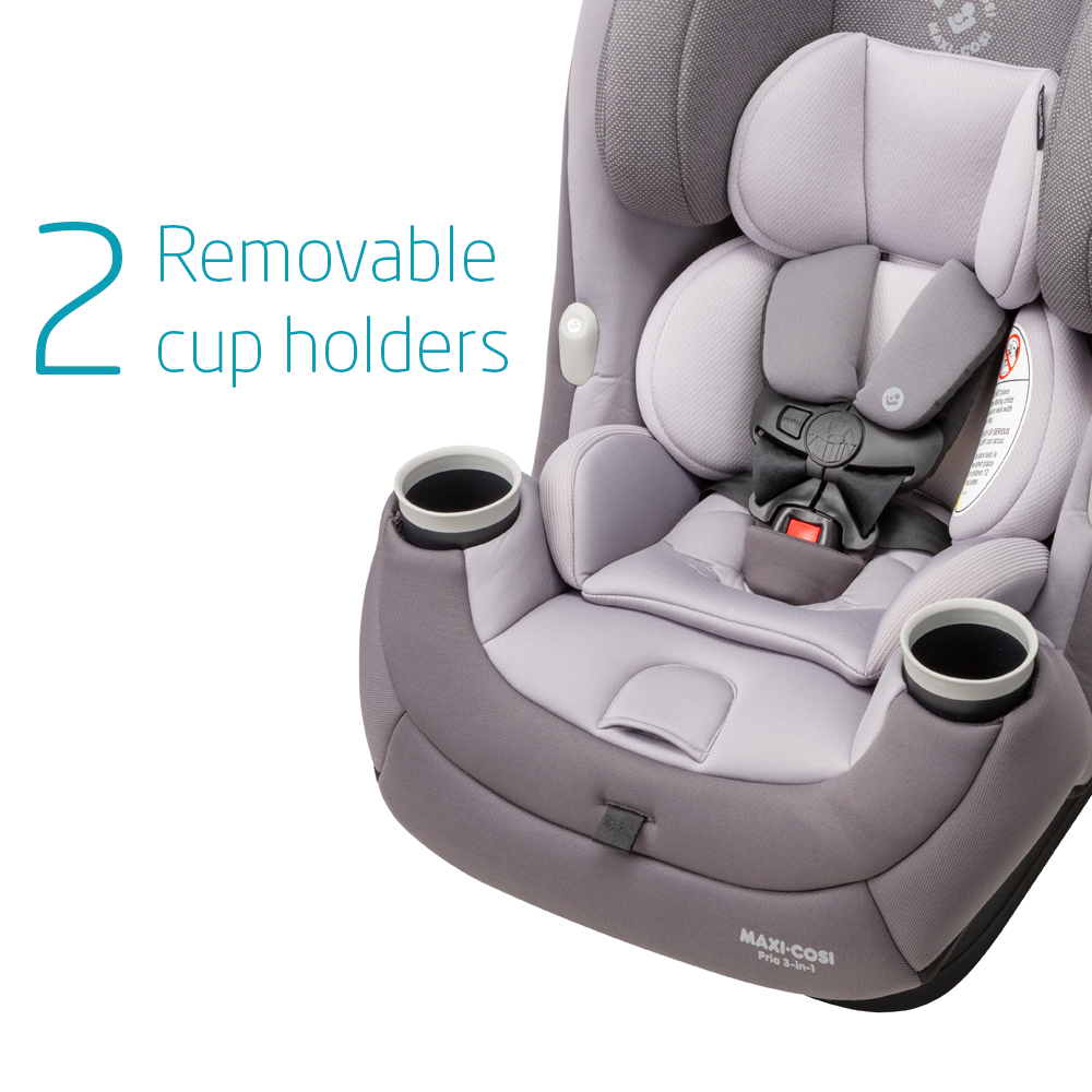 maxi cosi pria 3-in-1 convertible car seat cup holders