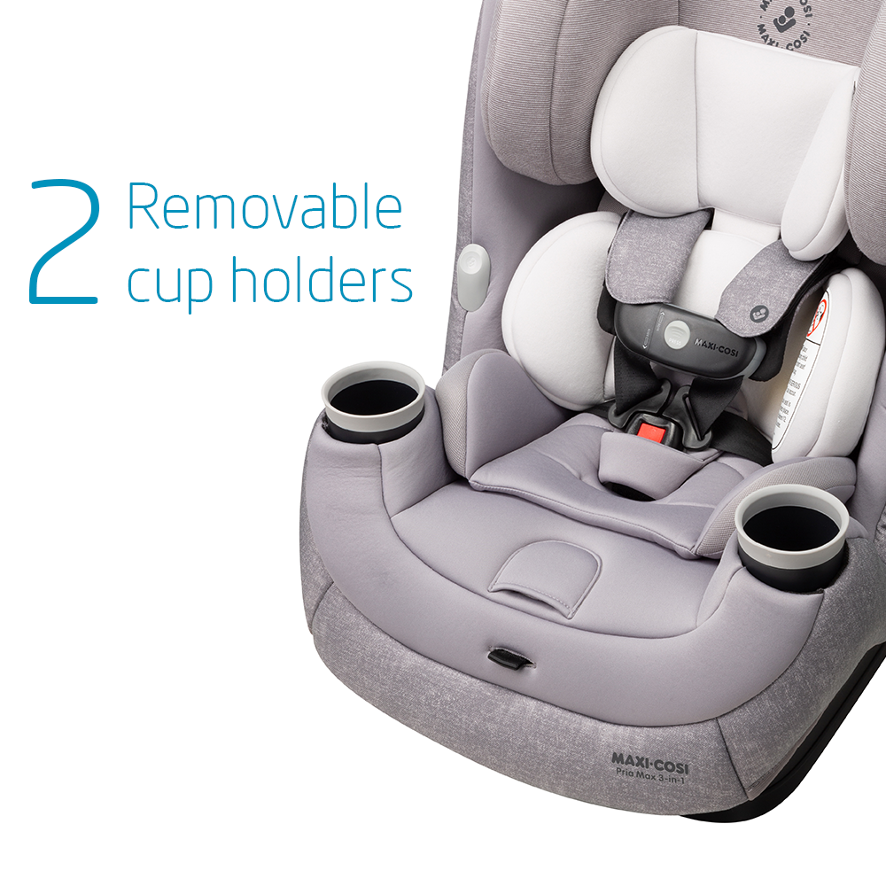 maxi cosi pria max 3-in-1 convertible car seat cup holders