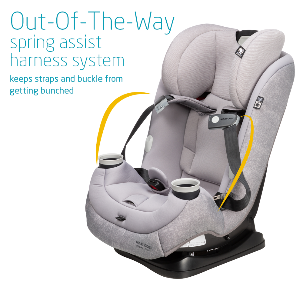 maxi cosi pria max 3-in-1 convertible car seat harness system