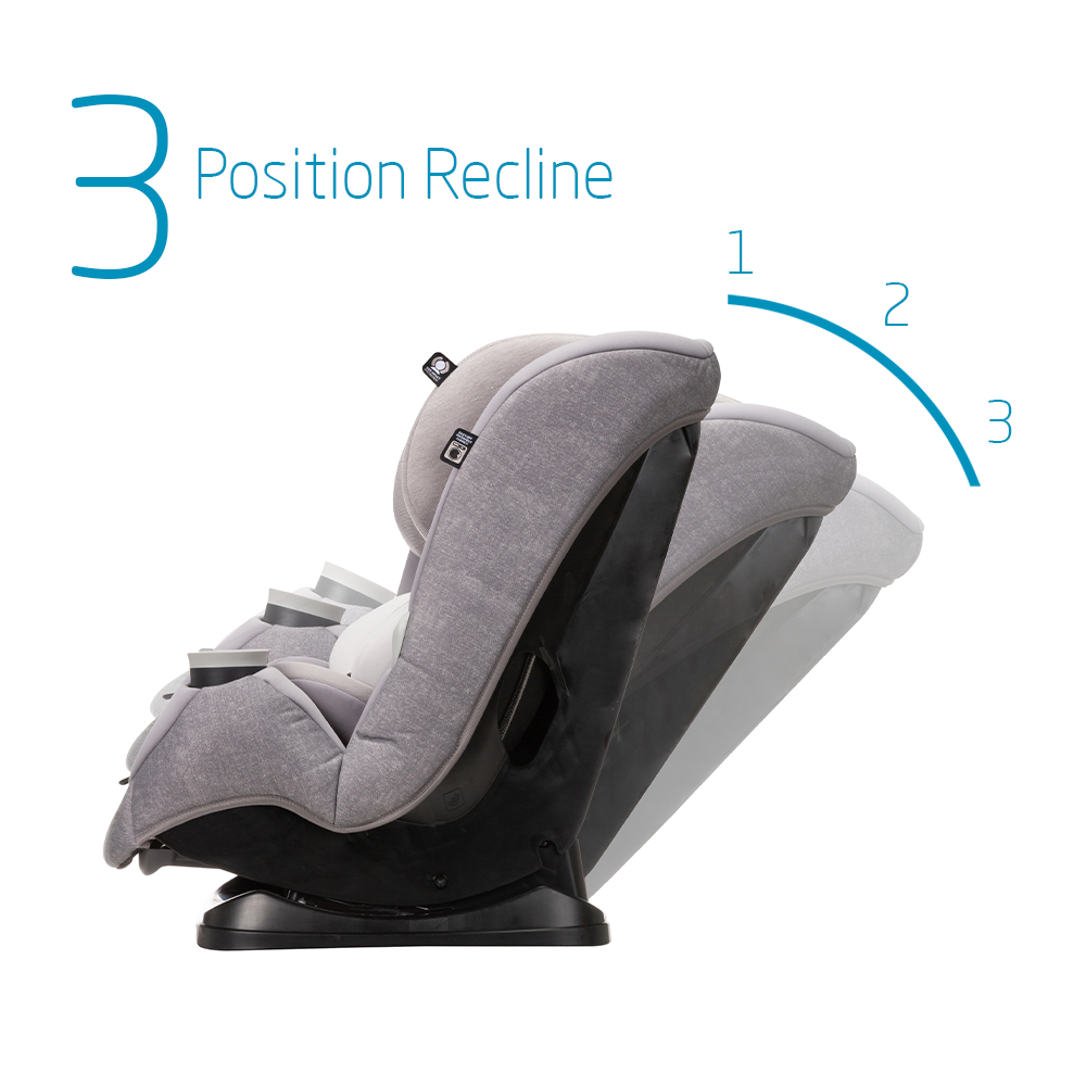 maxi cosi pria max 3-in-1 convertible car seat recline positions