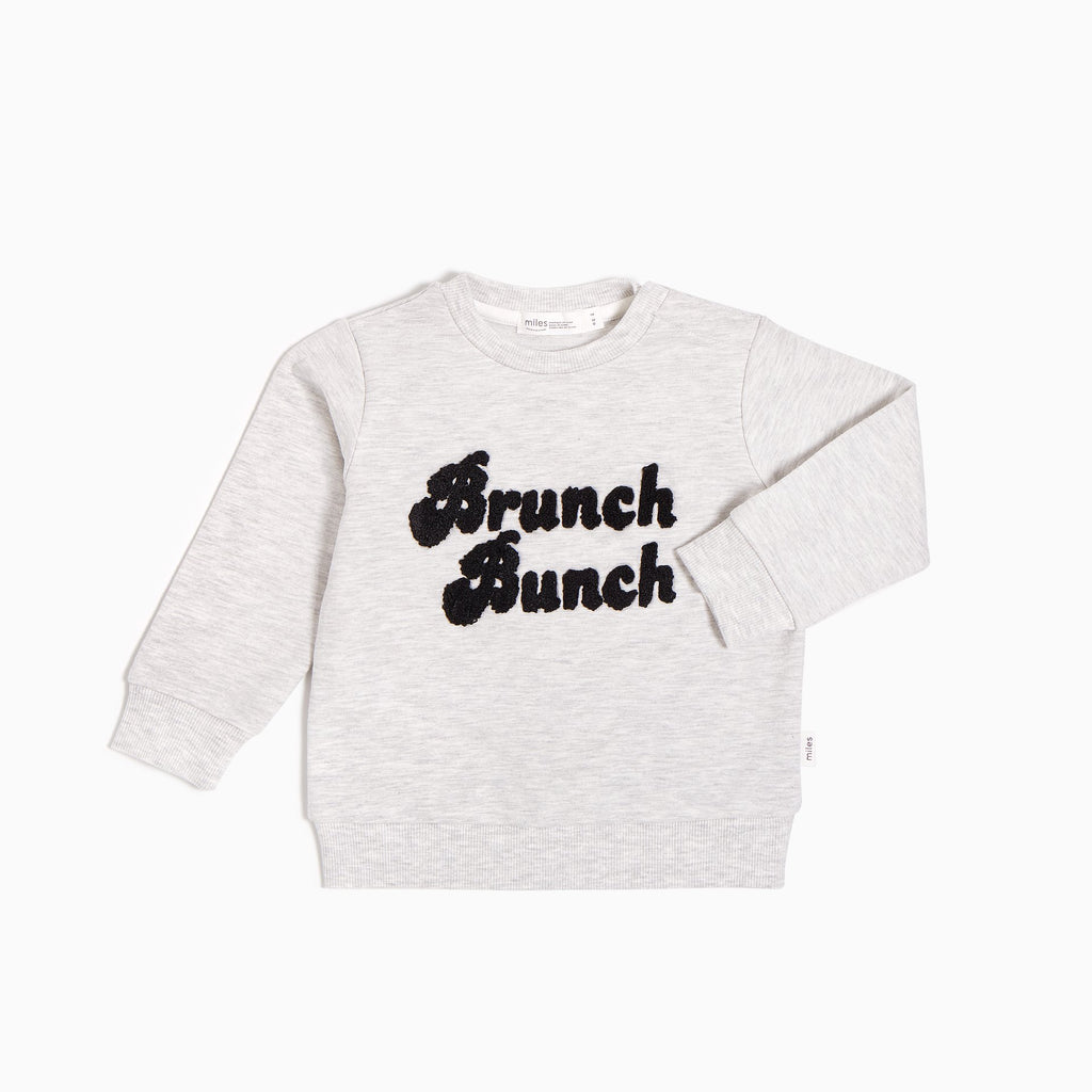 Brunch Crew Neck Sweatshirt